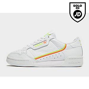 watch 68b64 2e7be adidas Originals Continental 80 para mujer ...