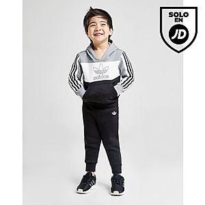 50f5b9a9207ef adidas Originals Spirit Overhead Tracksuit Infant ...