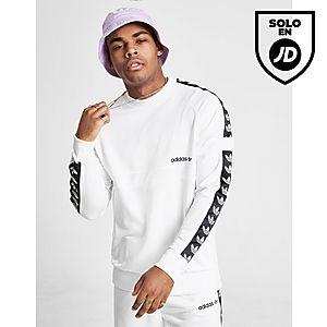 0489385546c73 adidas Originals Tape Itasca Crew Sweatshirt adidas Originals Tape Itasca  Crew Sweatshirt