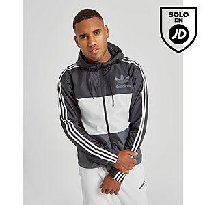 d2c5c132724 adidas Originals chaqueta cortavientos ID96 ...