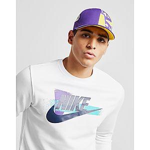 4ac56d2441325 New Era gorra Snapback NBA Los Angeles Lakers 9FIFTY ...