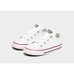 21d92ebf219 Converse All Star Leather para bebé Converse All Star Leather para bebé