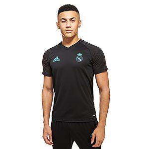 b30ae03863acc adidas camiseta de entrenamiento Real Madrid 2017 ...