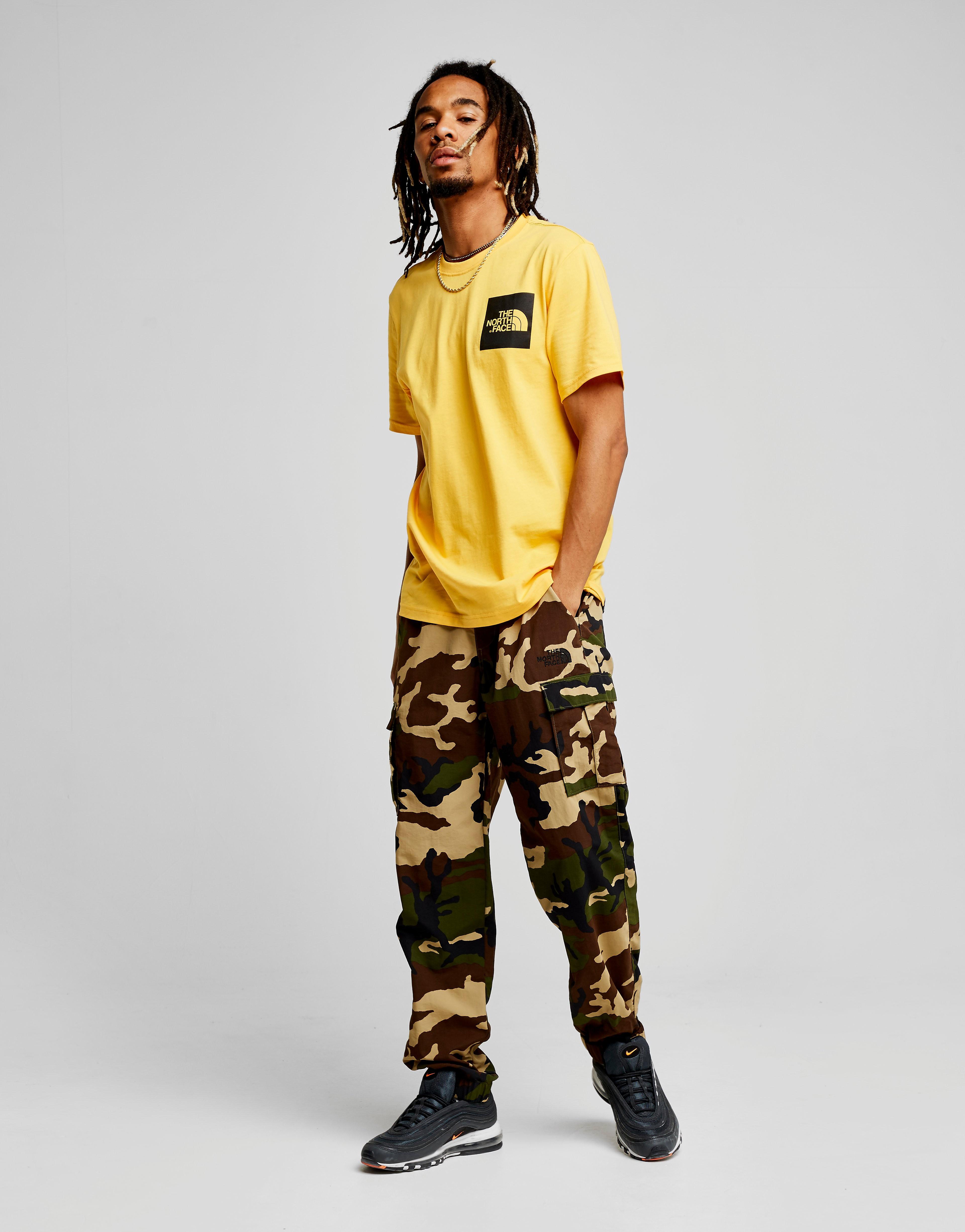 The North Face camiseta Fine Box