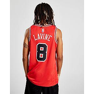dfa78c8d7a54e Nike camiseta NBA Chicago Bulls Swingman Lavine ...