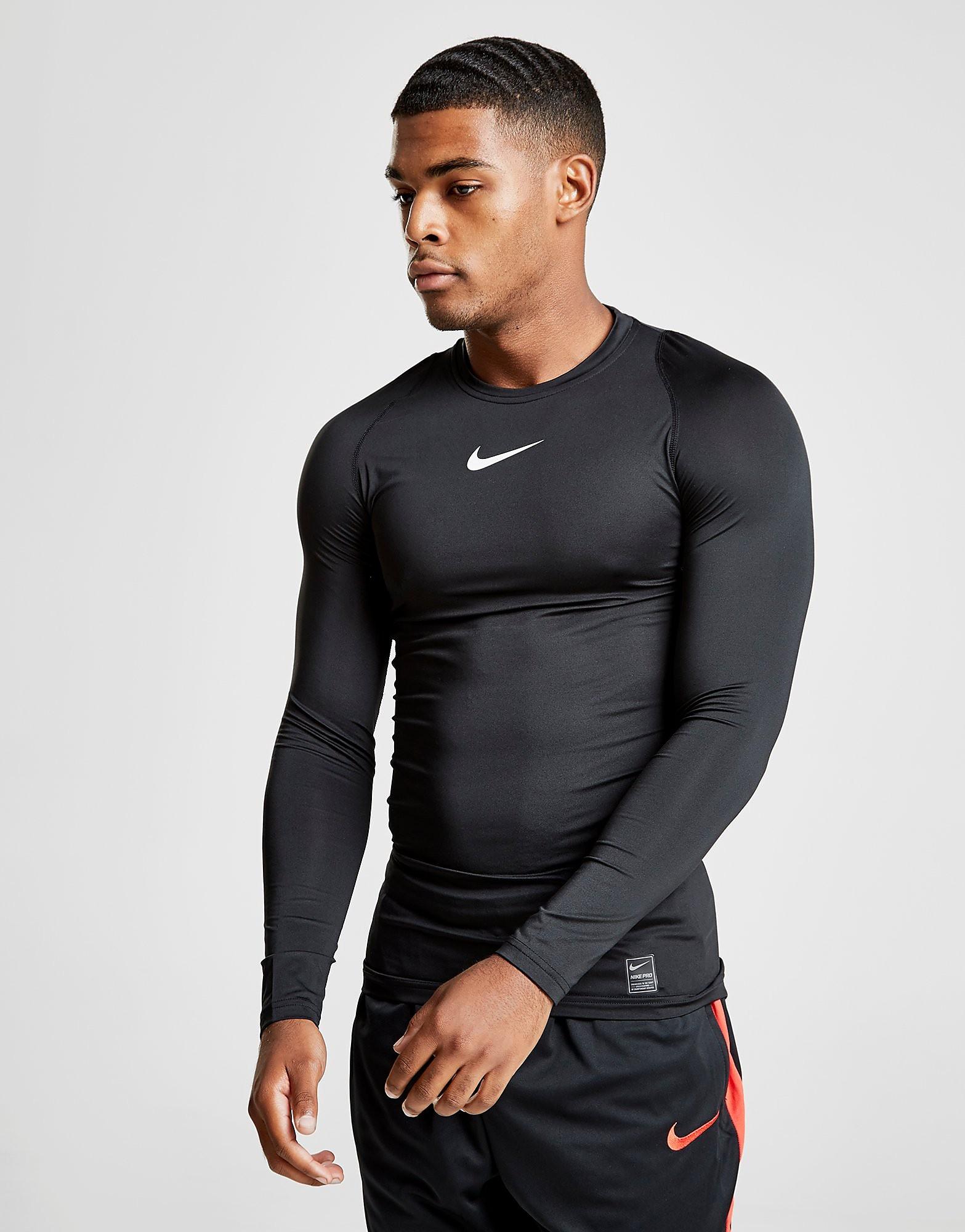 Nike camiseta de manga larga Pro Compression