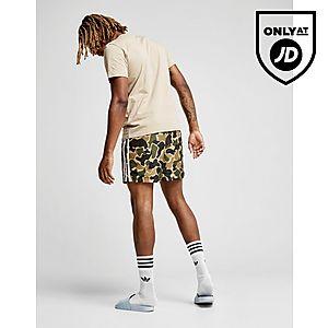 adidas Originals Woven Swim Shorts adidas Originals Woven Swim Shorts 454d375393