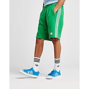adidas Originals 3-Stripes Fleece Shorts Miehet ... 37d6e12feb