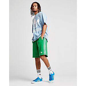 ... adidas Originals 3-Stripes Fleece Shorts Miehet 1eb9b1c7fc