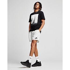 Nike Flow All Over Print Shorts Miehet ... e283924bcd