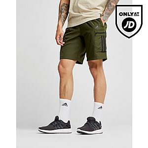 competitive price 3f1a6 83ff2 adidas Cargo Shorts adidas Cargo Shorts