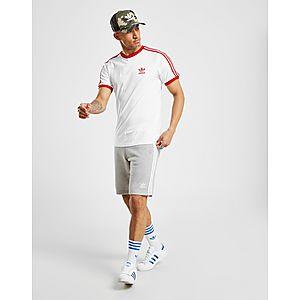 ... adidas Originals 3-Stripes Fleece Shortsit Miehet 04bbf2be95