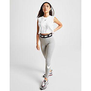 Nike High Waisted Swoosh Leggingsit Naiset ... 05845adfbe