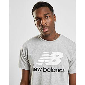 the best attitude 4089e da484 New Balance Logo T-Paita Miehet ...