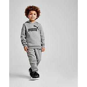 PUMA No.1 Logo Overhead Suit Children ... 3fc4d41c92