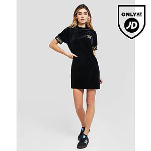 SikSilk Athena Velour Dress ... 7567fda327