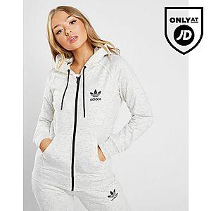adidas Originals Space Dye Full Zip huppari Naiset ... e8e604526c