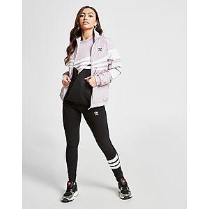 adidas Originals 90s Nylon Verryttelytakki Naiset adidas Originals 90s  Nylon Verryttelytakki Naiset b1ddfa3701