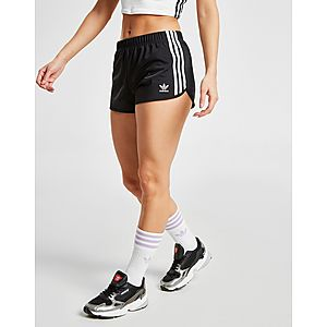 ... adidas Originals 3-Stripes Poly Shortsit Naiset 2359f3eefb