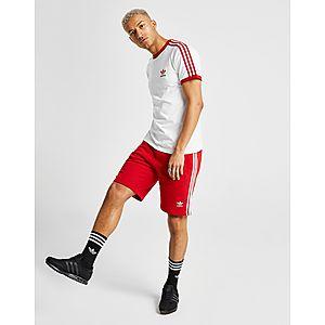 ... adidas Originals 3-Stripes California Short Sleeve T-Paita Miehet 9232e48f81
