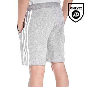 adidas Originals Trefoil Fleece Shorts Junior adidas Originals Trefoil  Fleece Shorts Junior 2be33527e3