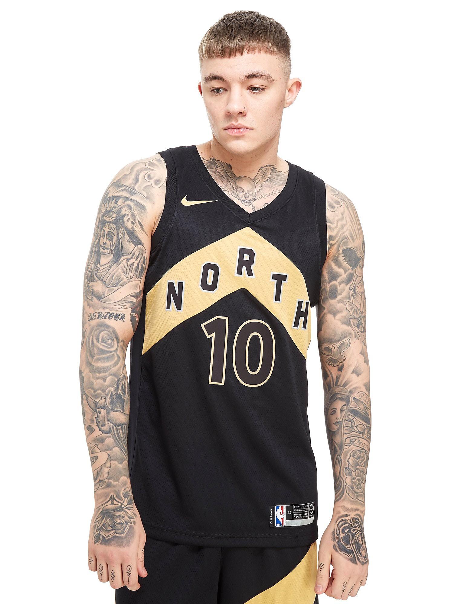 Nike Maillot NBA Toronto Raptors DeRozan City