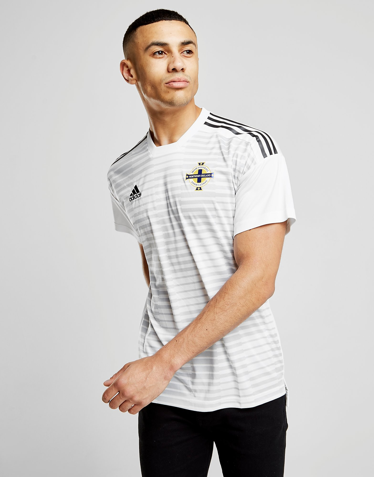 adidas Northern Ireland 2018 Pre-Match Shirt