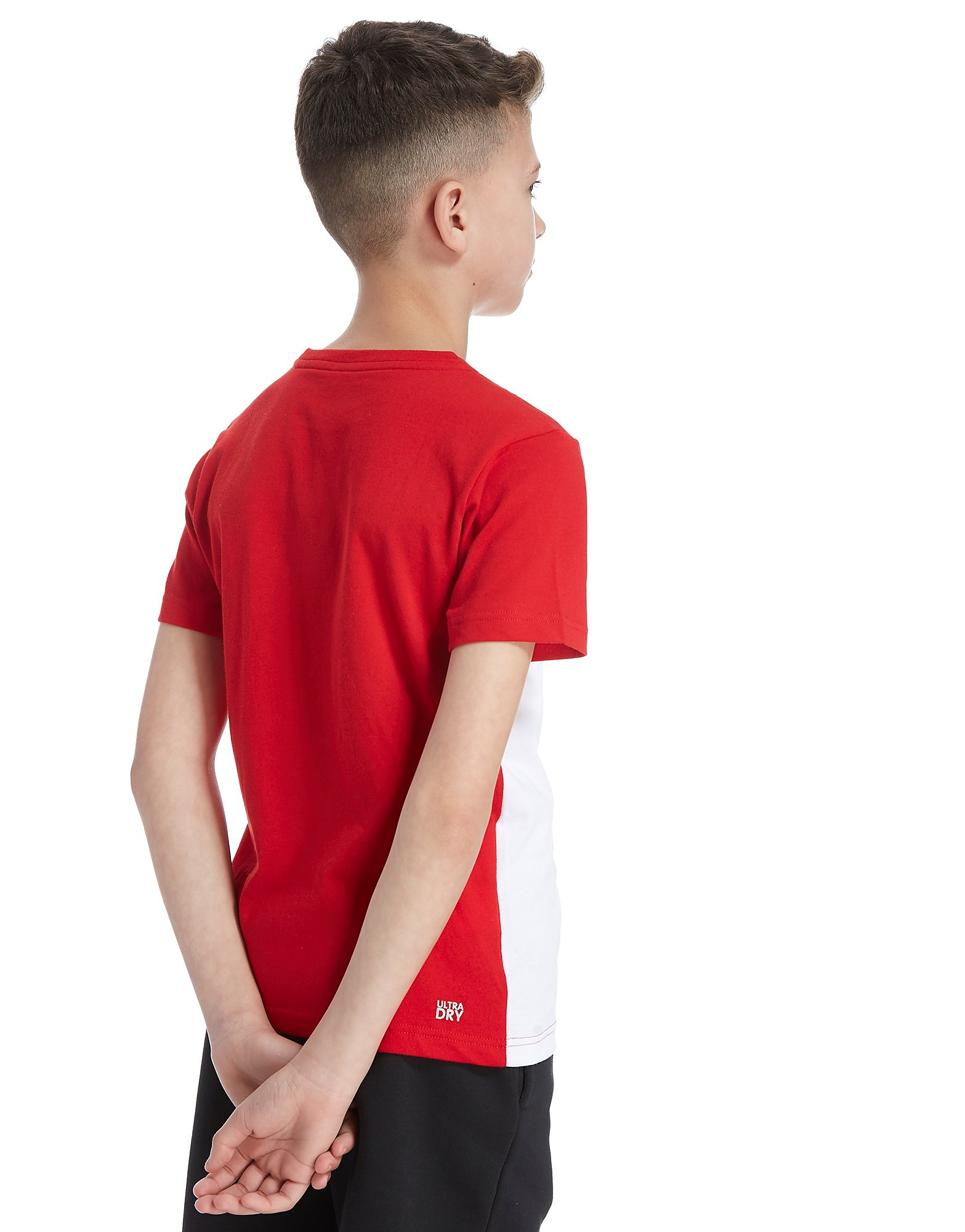 Lacoste T-shirt Colourblock T-Shirt Junior
