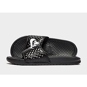 98363ccce756 Nike Claquettes Benassi Just Do It Femme ...