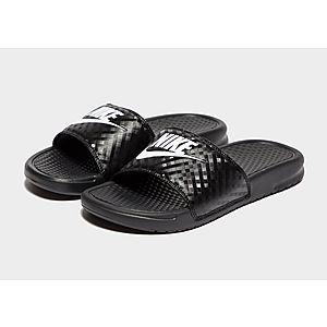 20da8def7a9f ... Nike Claquettes Benassi Just Do It Femme