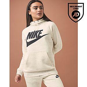 Nike Sweat à capuche Rally Femme ...
