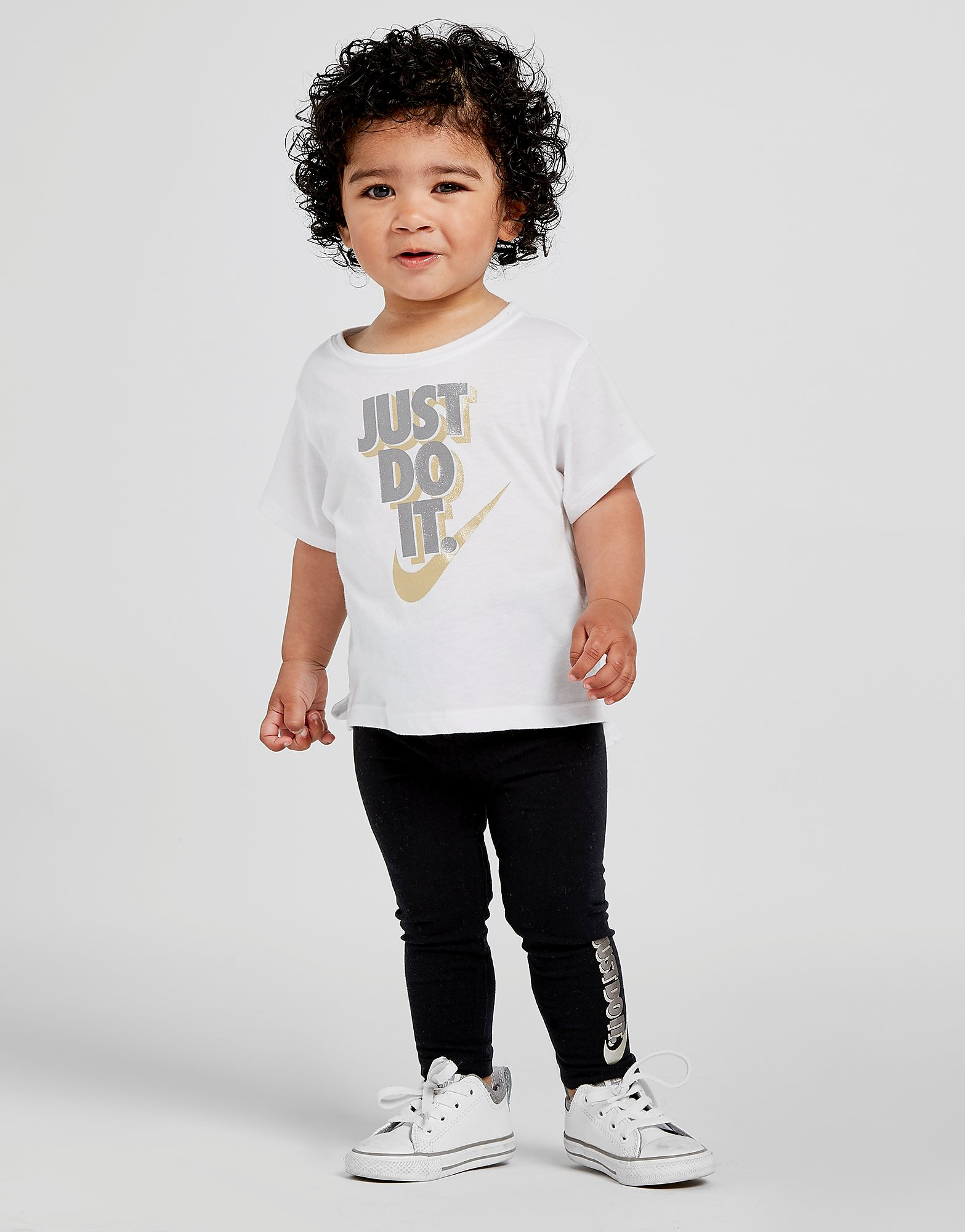 Nike T-shirt Girls' Just Do It Junior