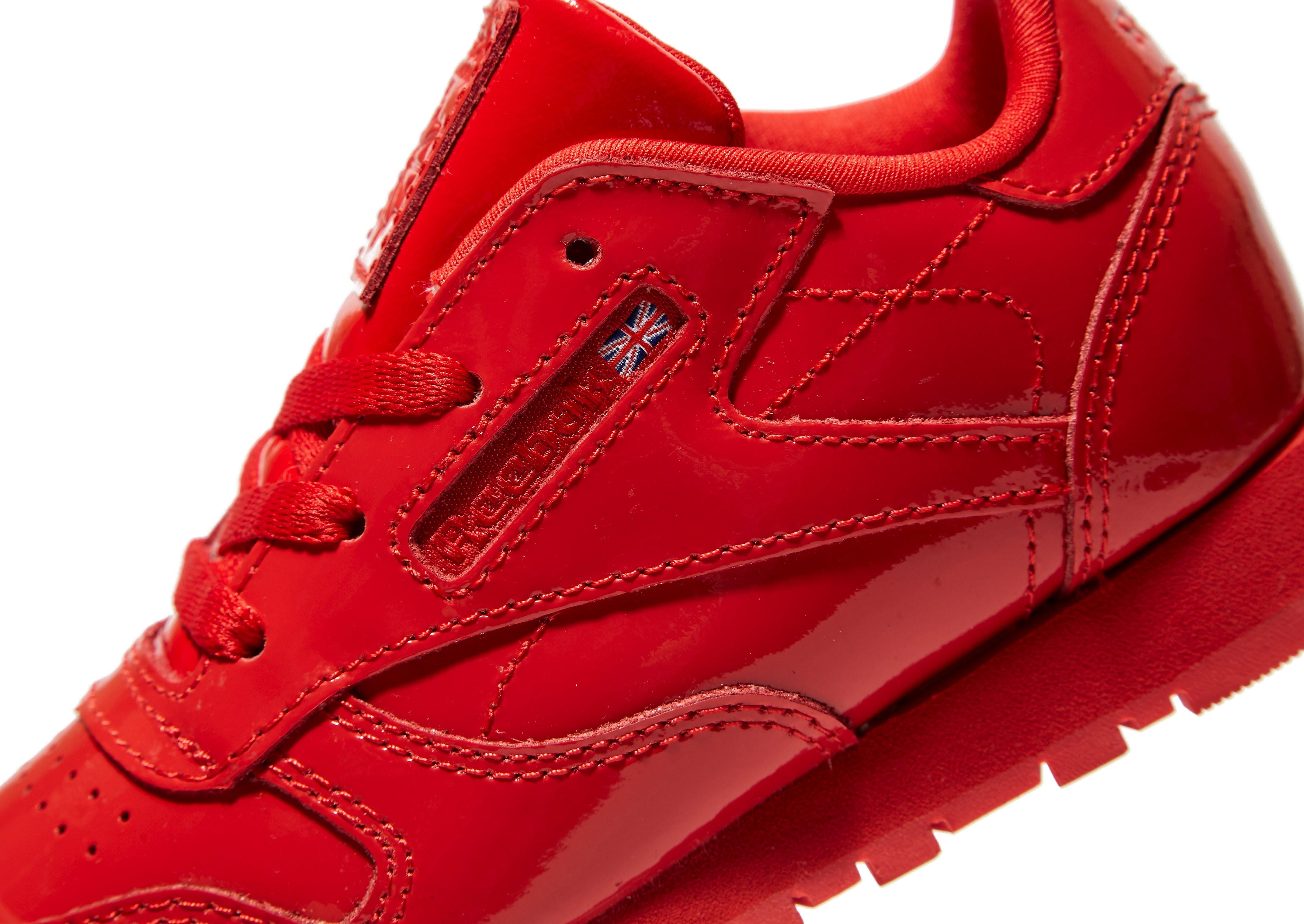 Reebok Classic Leather Patent Bébé