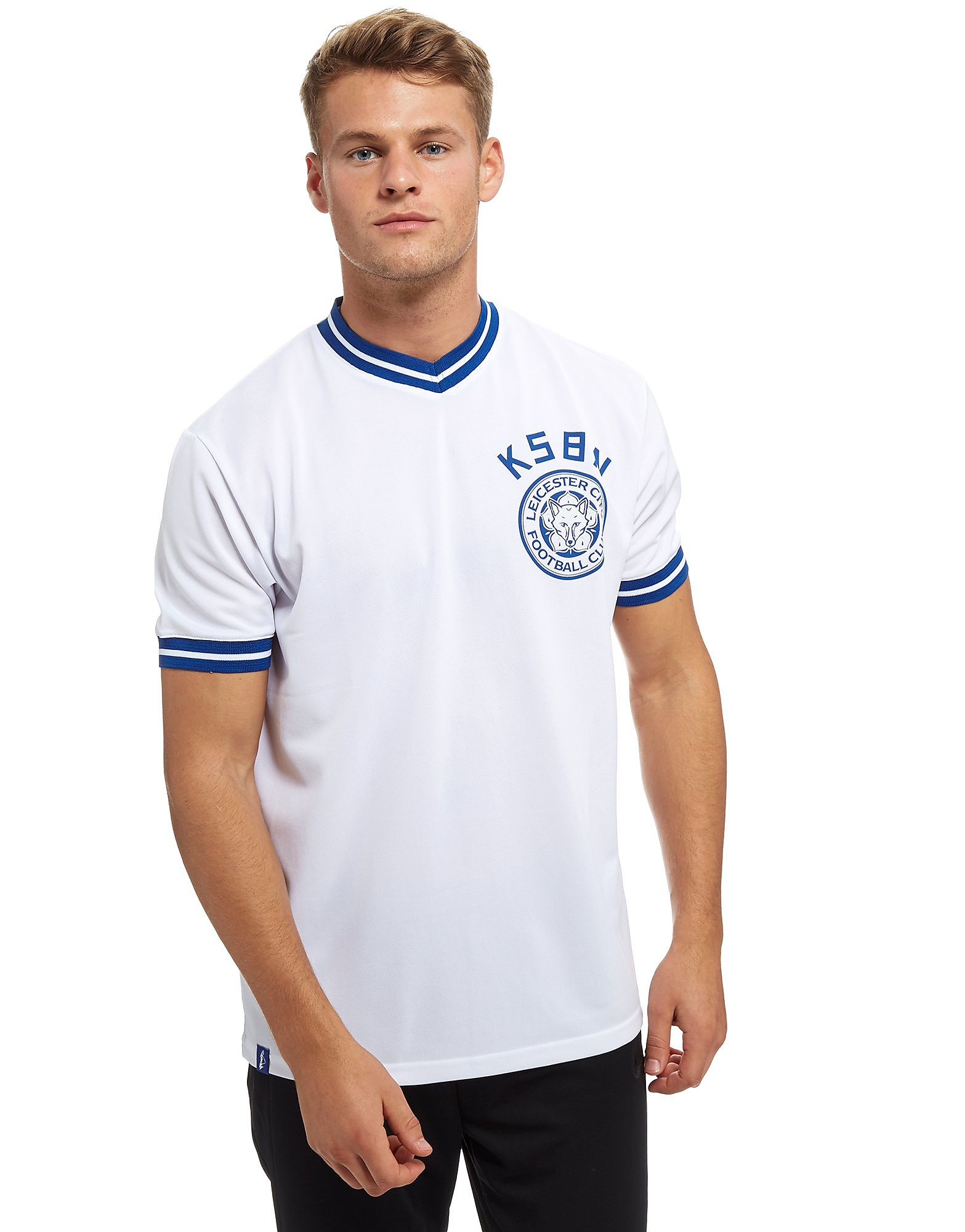 Official Team Official Leicester City Kasabian T-Shirt