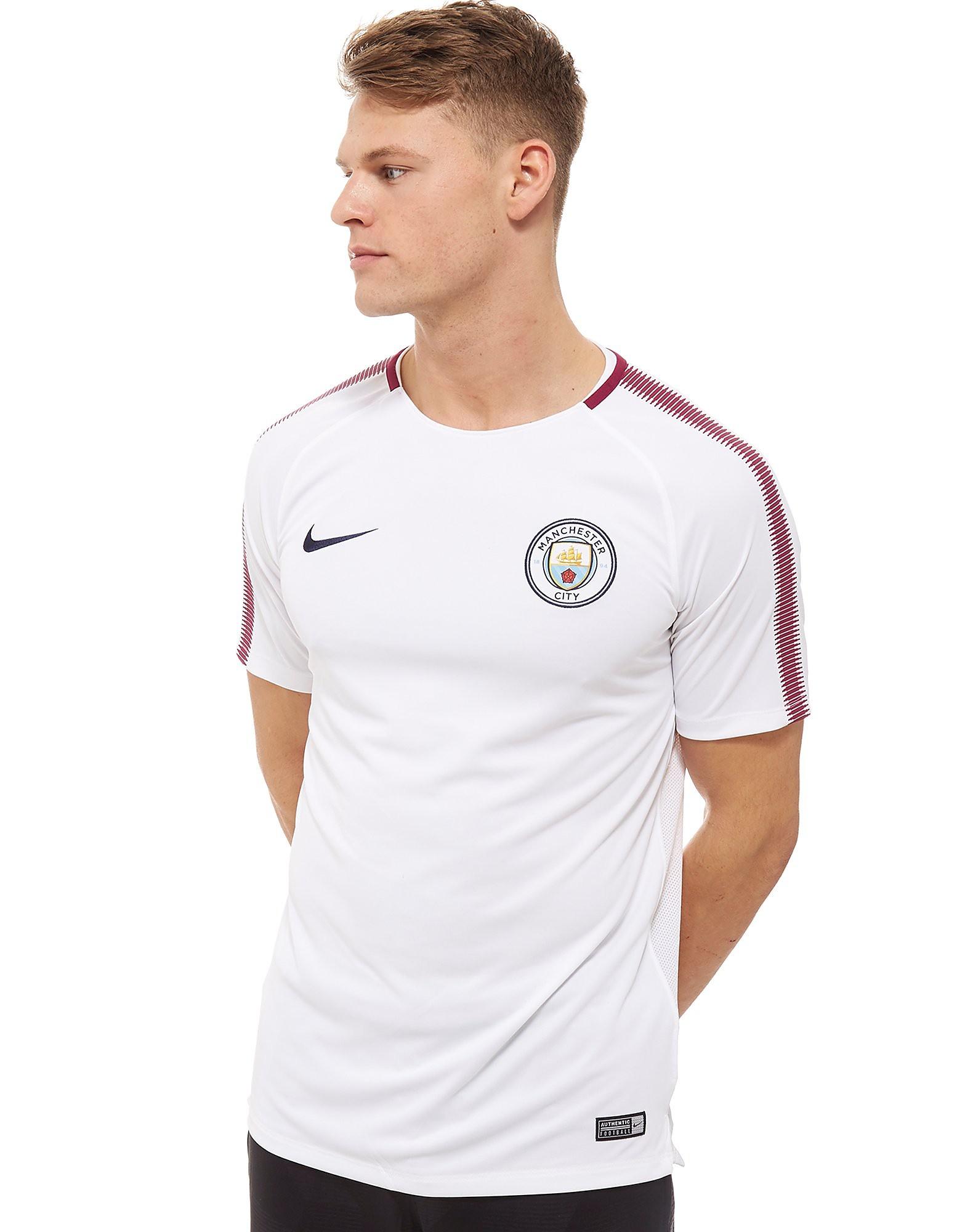 Nike Maillot d'entraînement Manchester City Squad Homme