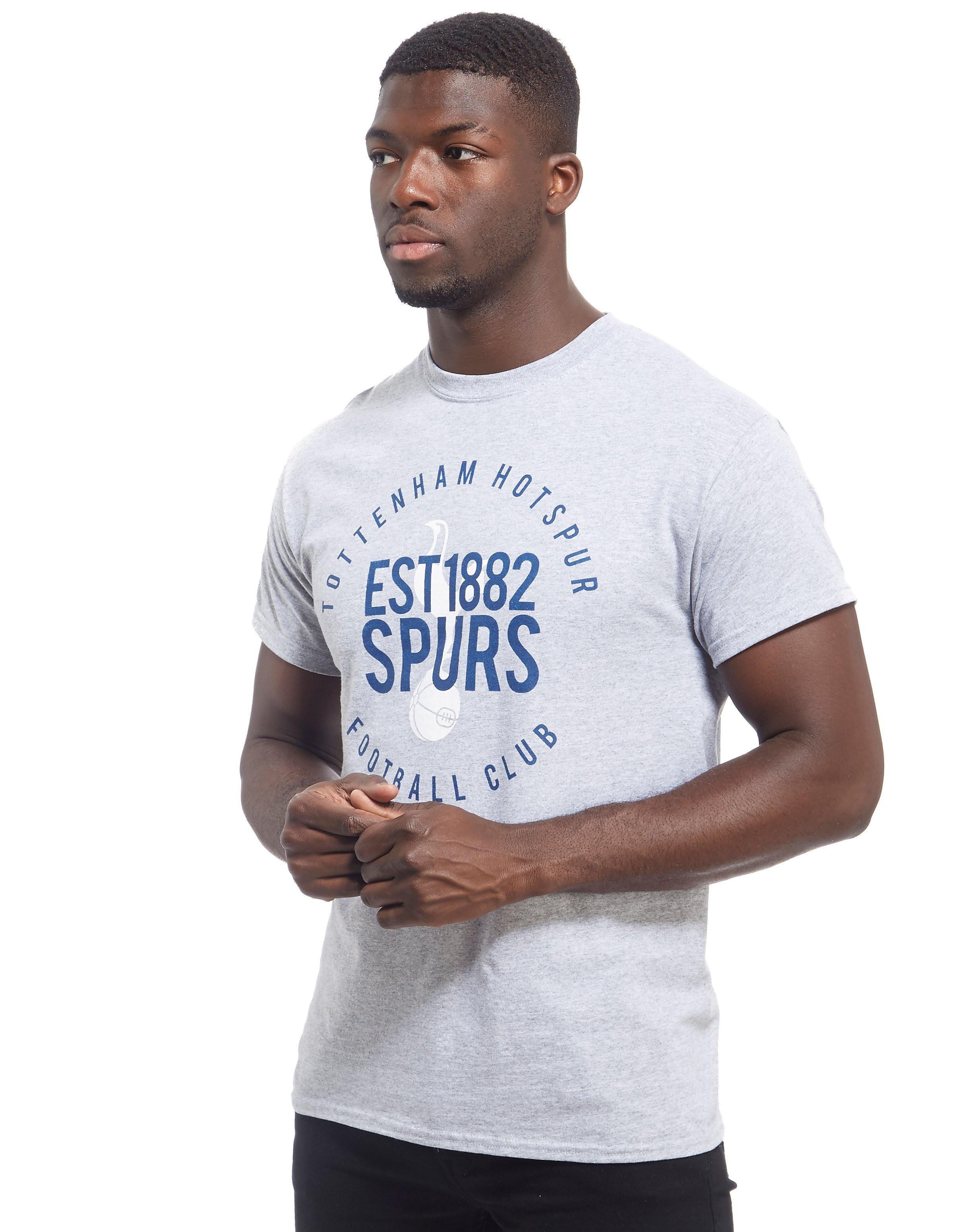 Official Team Tottenham Hotspur 2017 T-Shirt