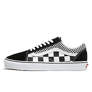vans old school a carreau