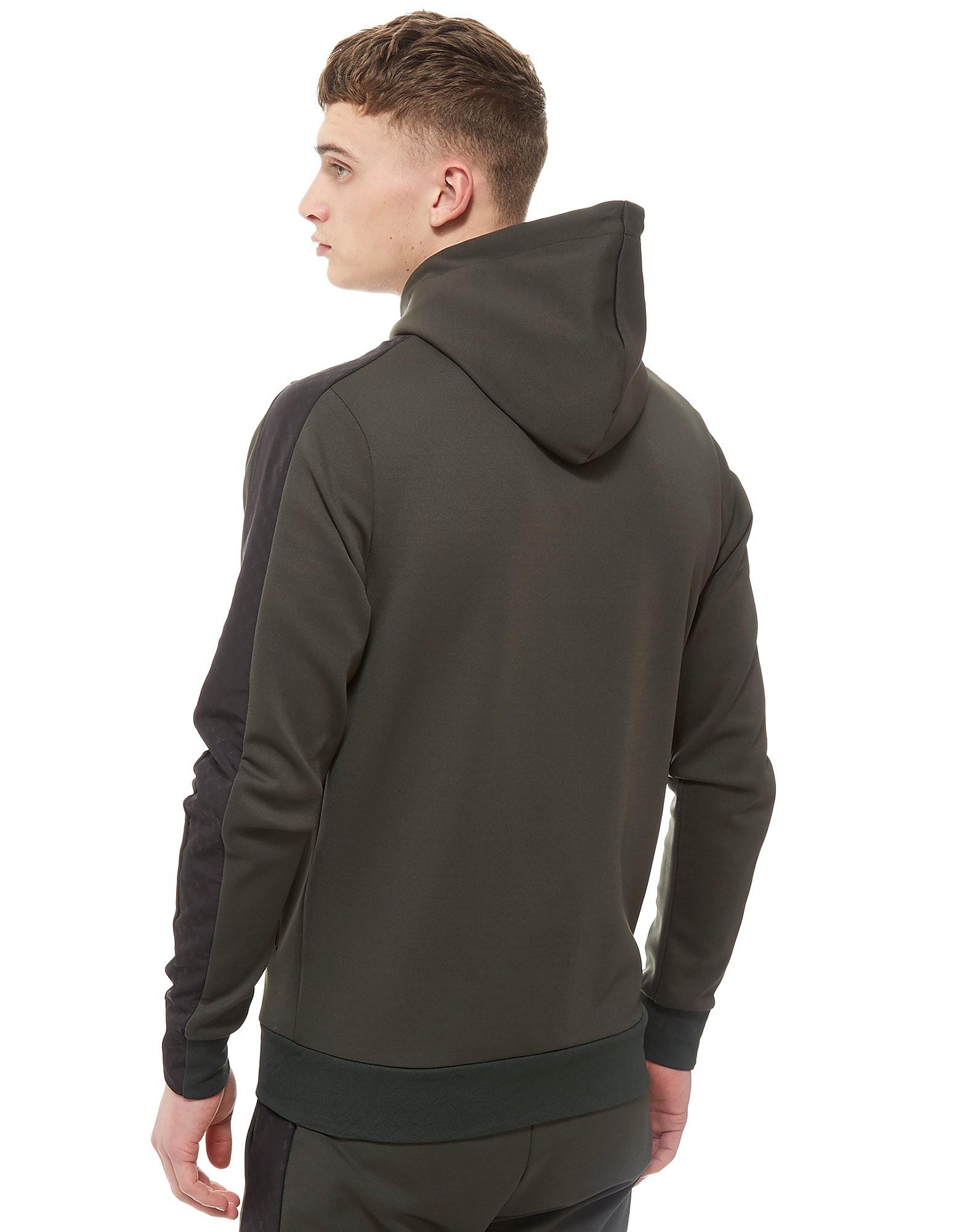 Creative Recreation Veste à capuche zippée House Pattern Homme