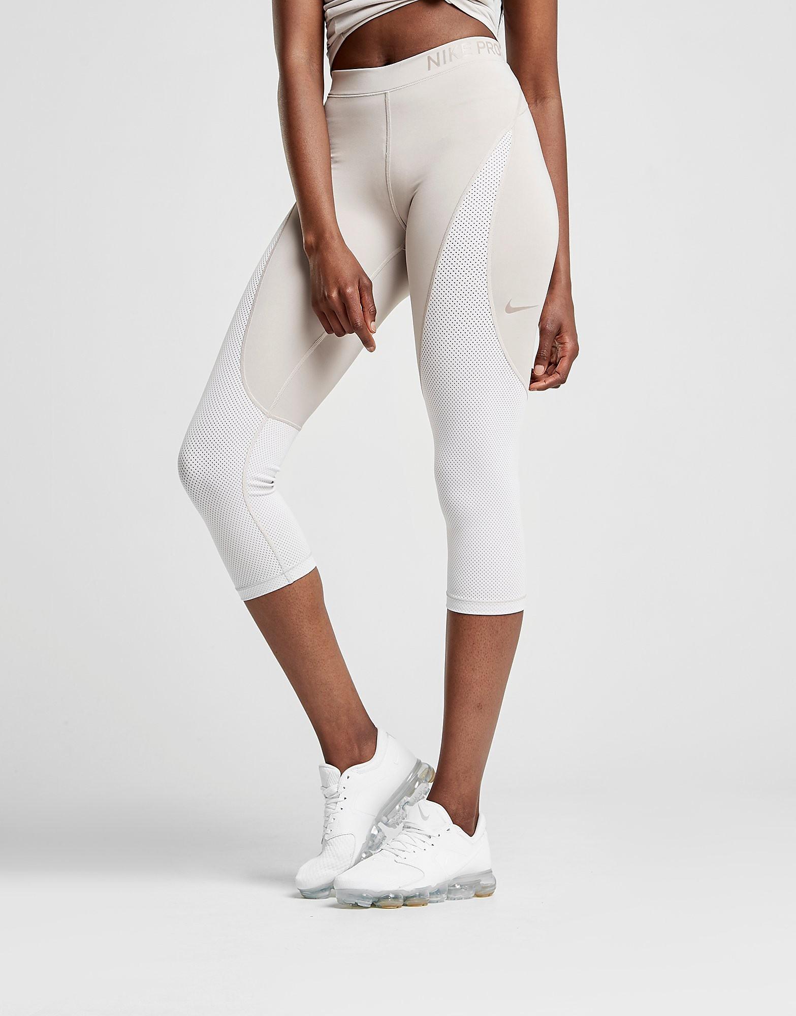 Nike Legging Pro Hypercool Mesh Capri Femme
