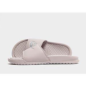Nike Sandales Benassi Femme ... 46c0dd6b5fd