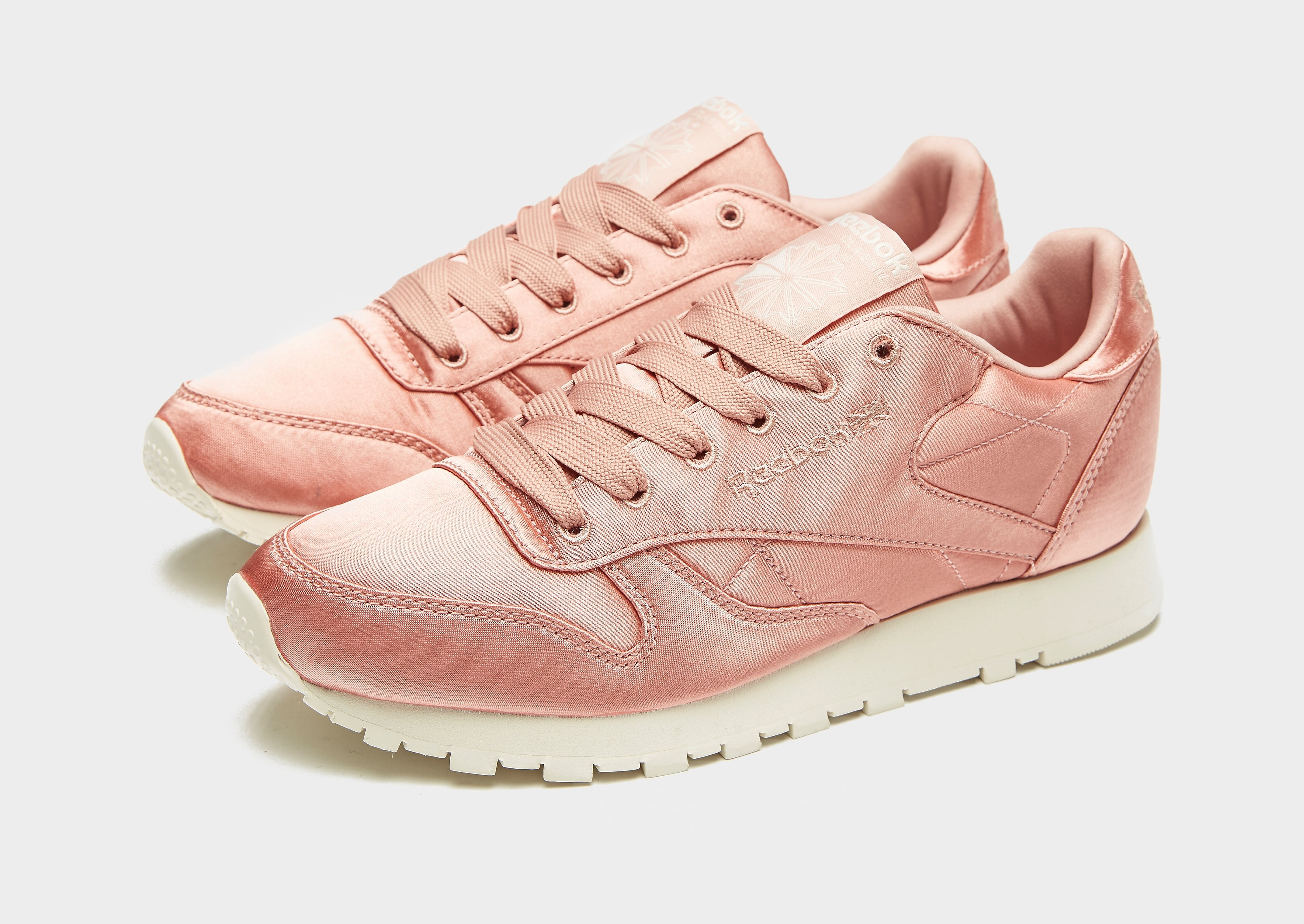 Reebok Classic Leather Satin Femme