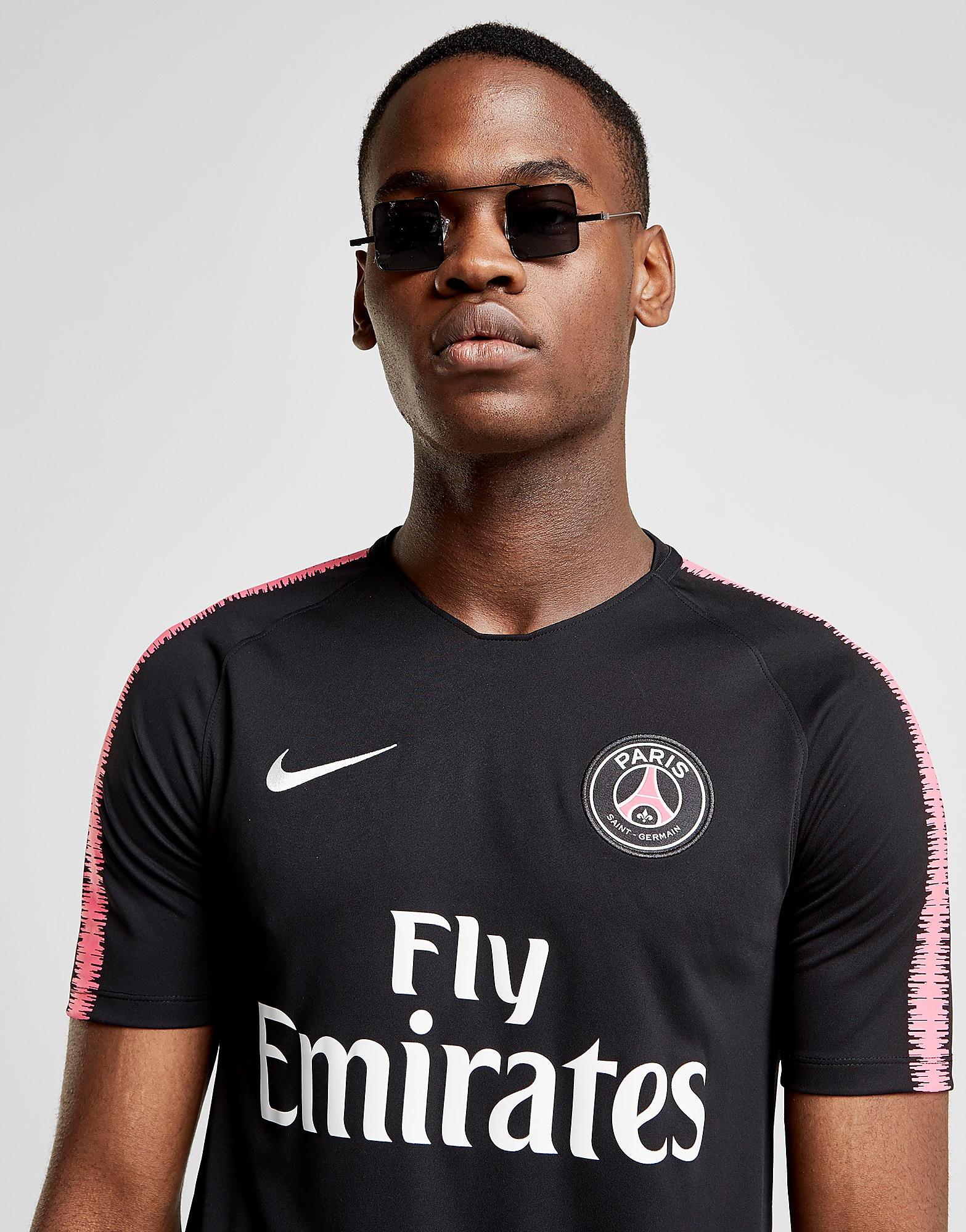 Nike Maillot Squad Paris Saint Germain 2018/19 Homme