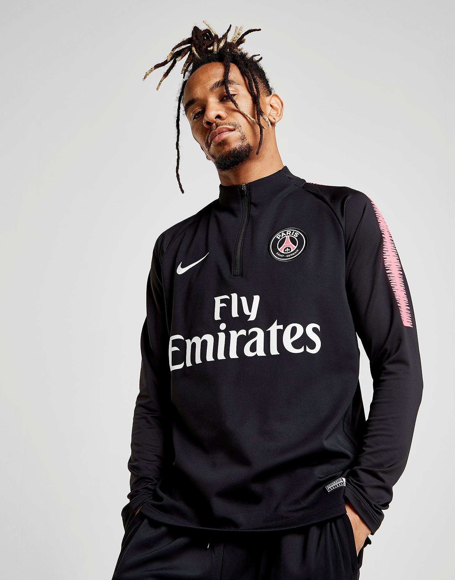 Nike Haut Squad Drill Paris Saint Germain 2018/19 Homme