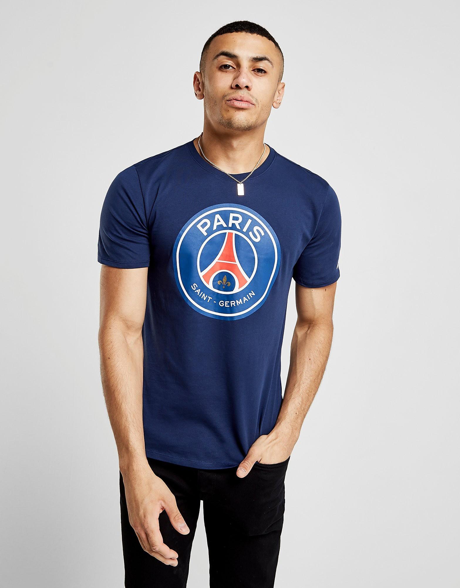 Nike T-shirt Crest Paris Saint Germain 2018/19 Homme