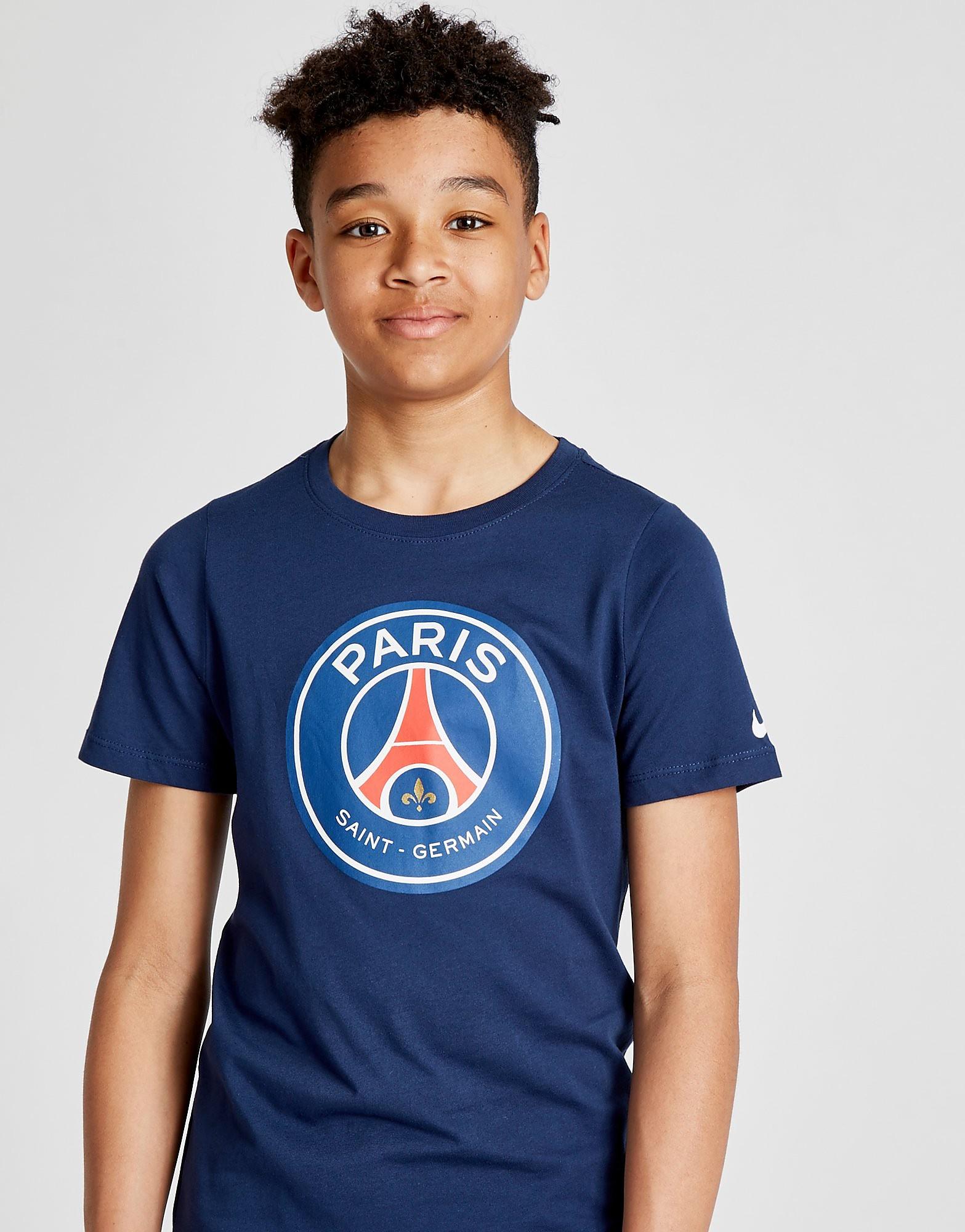Nike T-shirt Crest Paris Saint Germain 2018/19 Junior