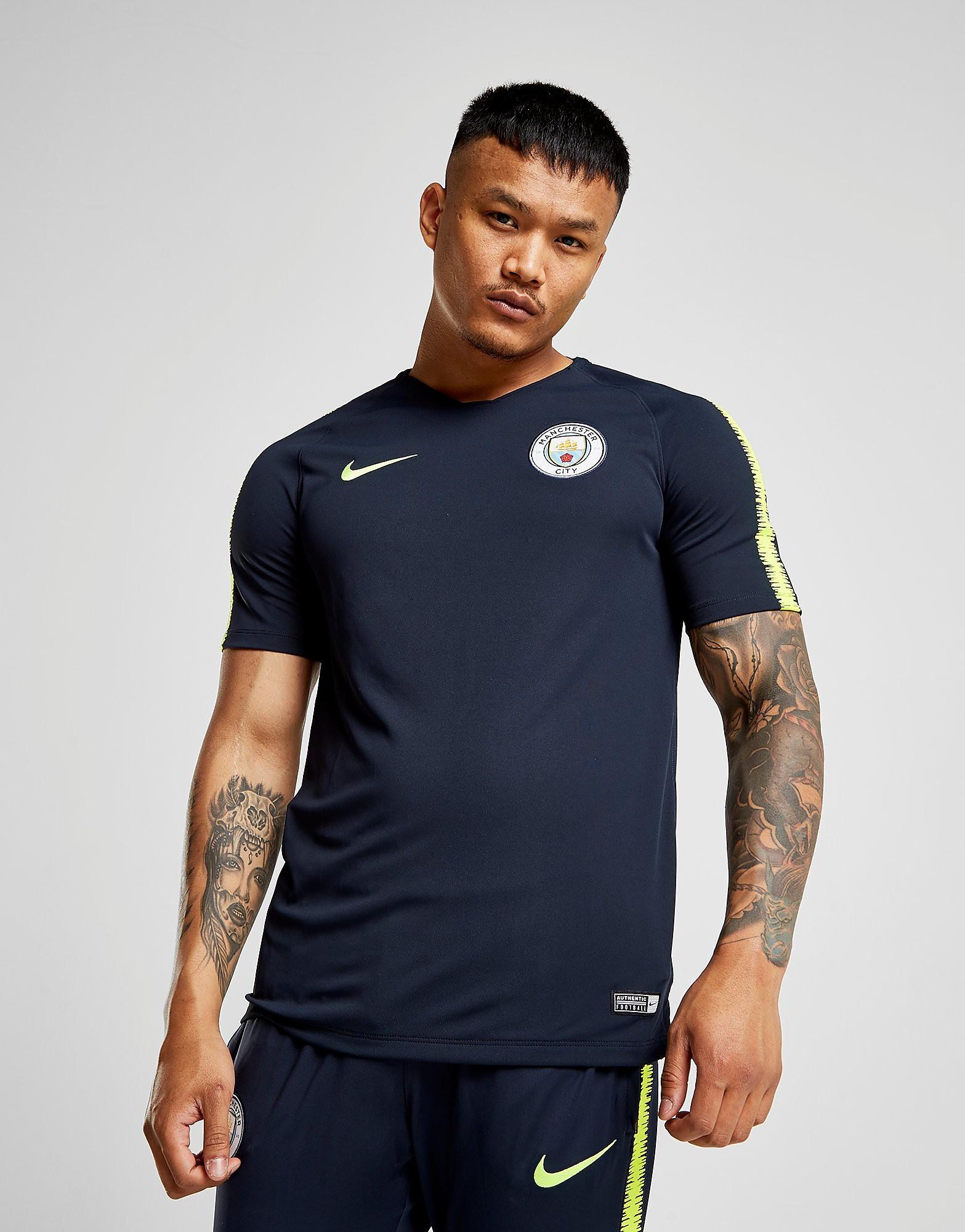 Nike Manchester City FC 2018/19 Squad Shirt