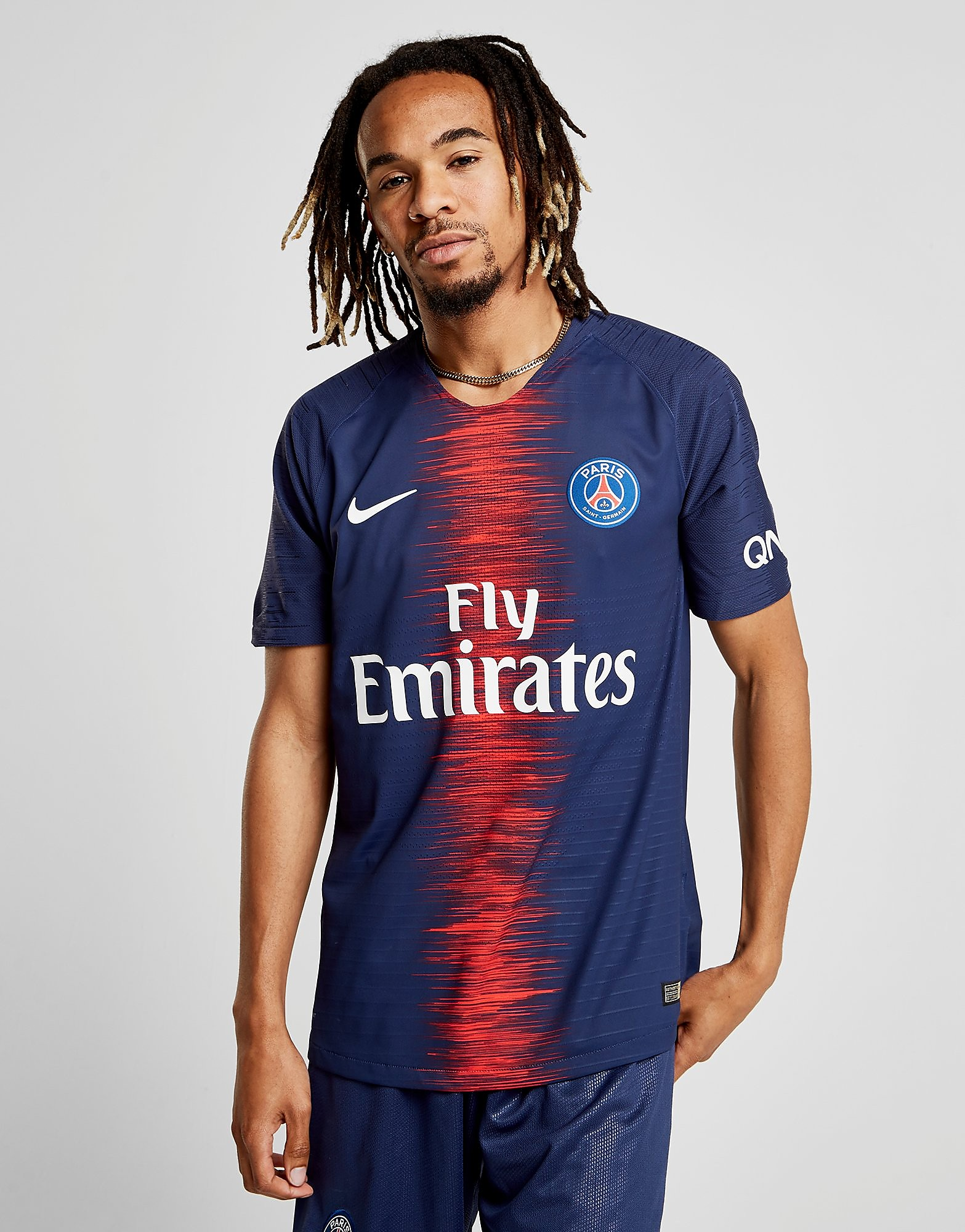 Nike Maillot Vapor Domicile Paris Saint Germain 2018/19 Homme