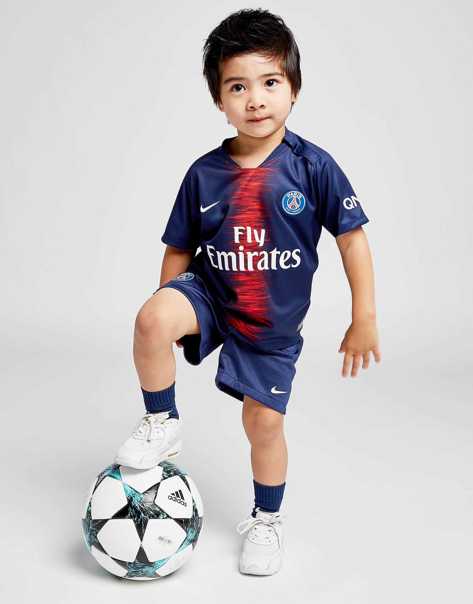Nike Kit Domicile Paris Saint Germain 2018/19 Bébé