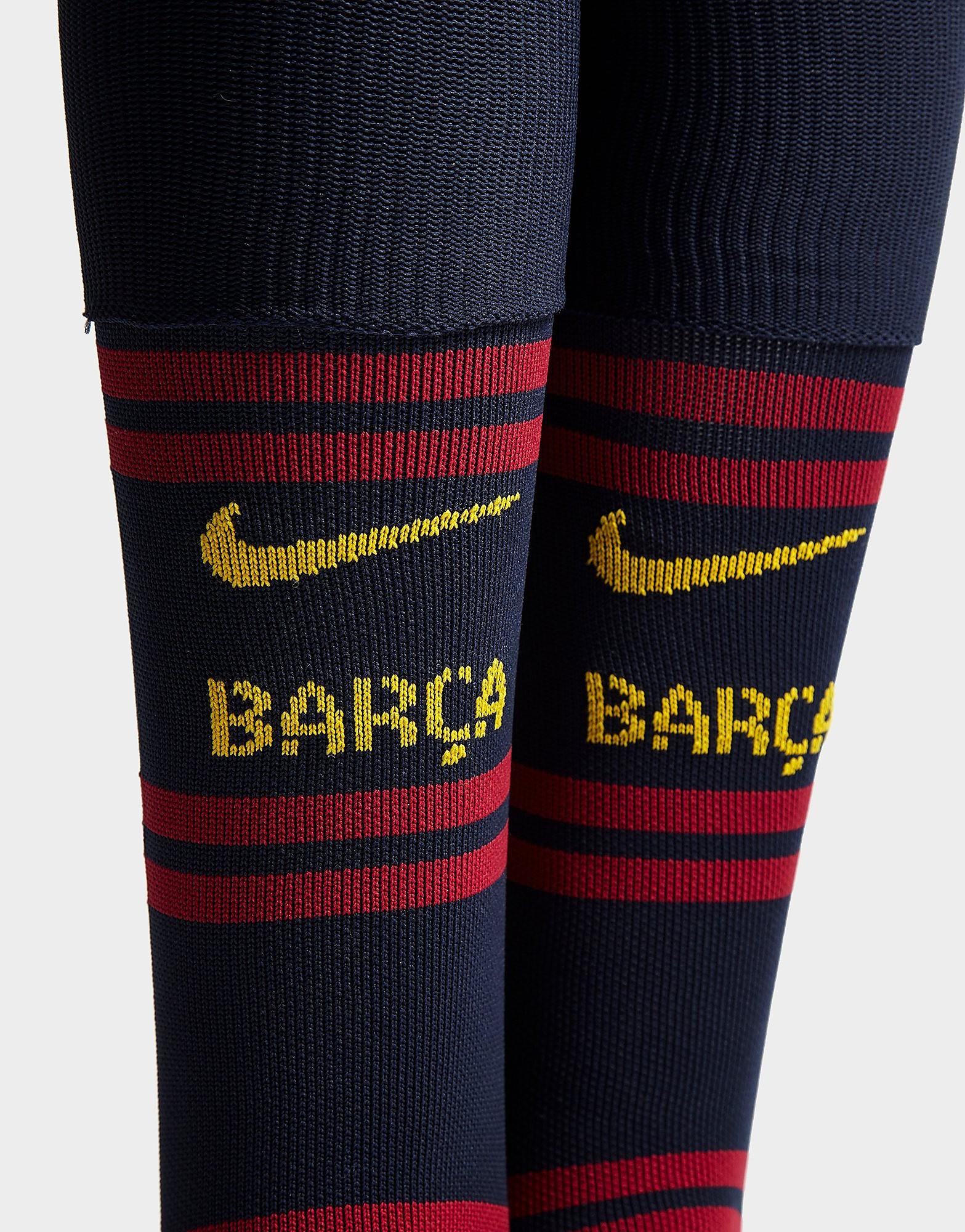 Nike FC Barcelona 2018/19 Home Socks