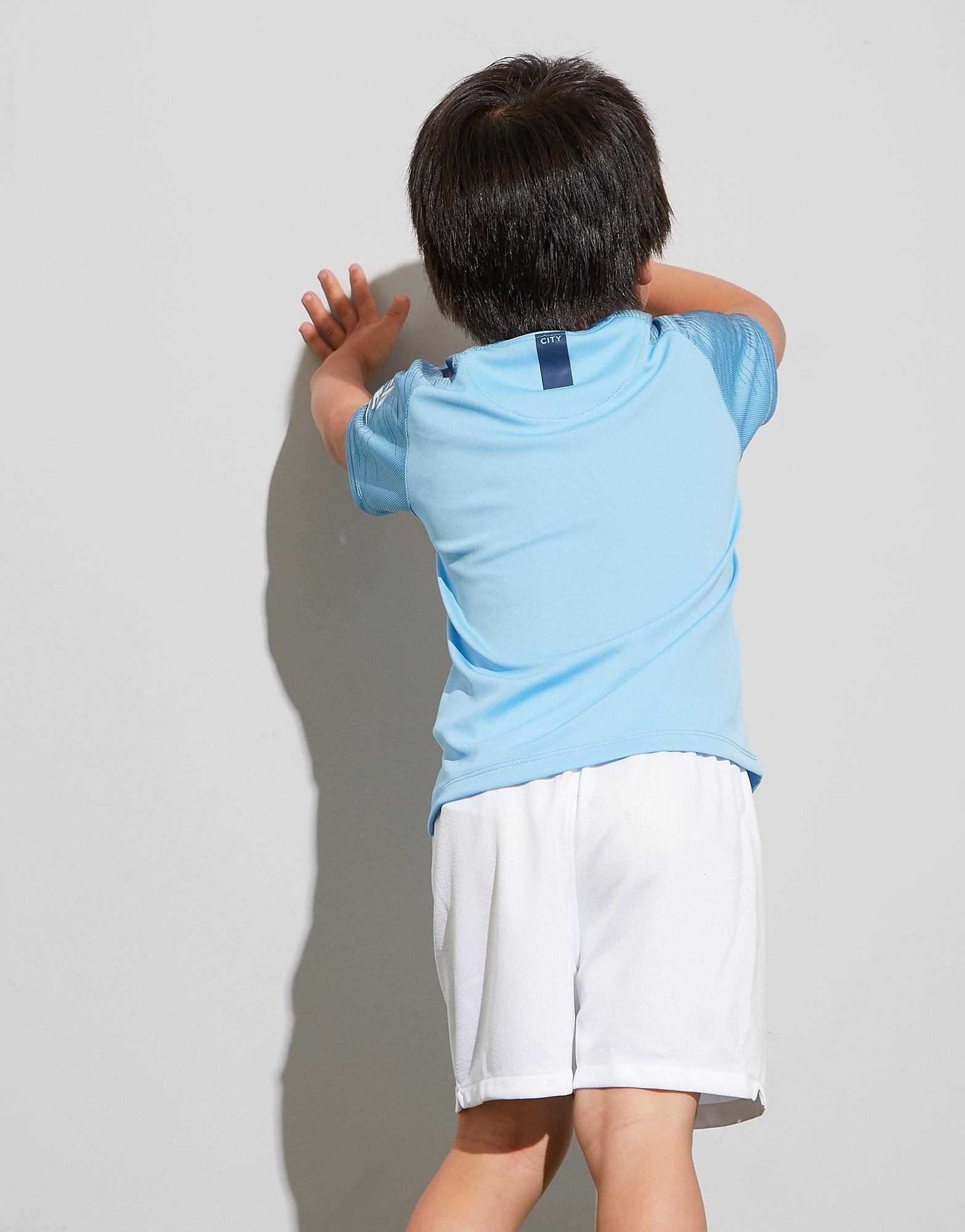 Nike Kit Domicile Manchester City 18/19 Bébé - À RÉSERVER MAINTENANT
